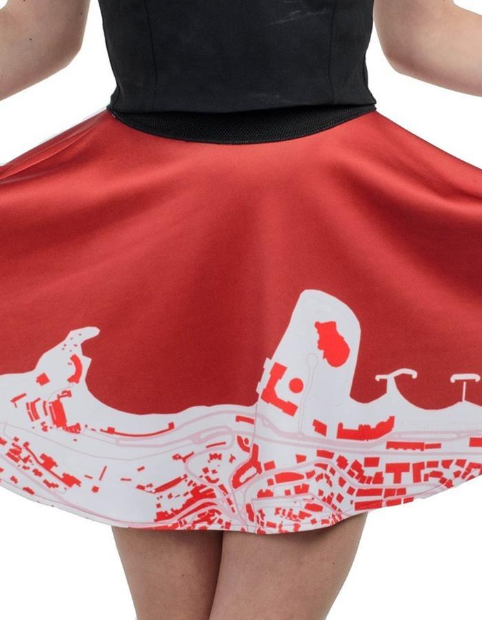 Monaco skirt