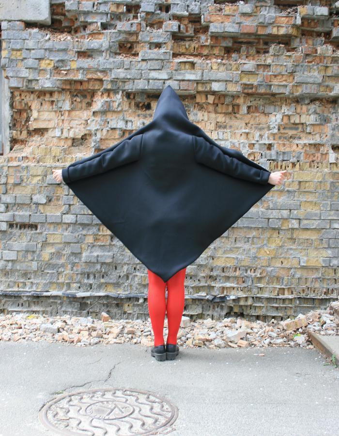 London quadro coat
