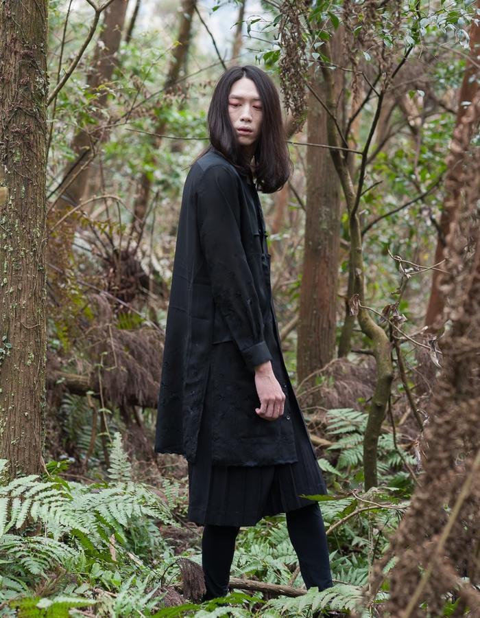 2016 ss KIZUNA Look1  Top:161T08 Skirt:161K01