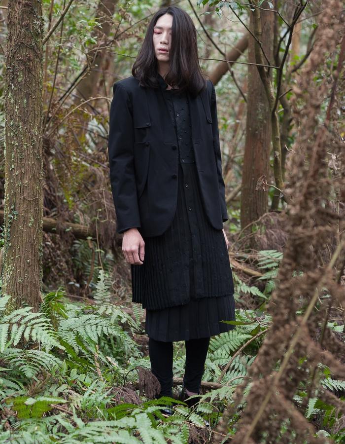 2016 ss KIZUNA Look3  Suit:161J01 Top:161T09 Skirt:161K01