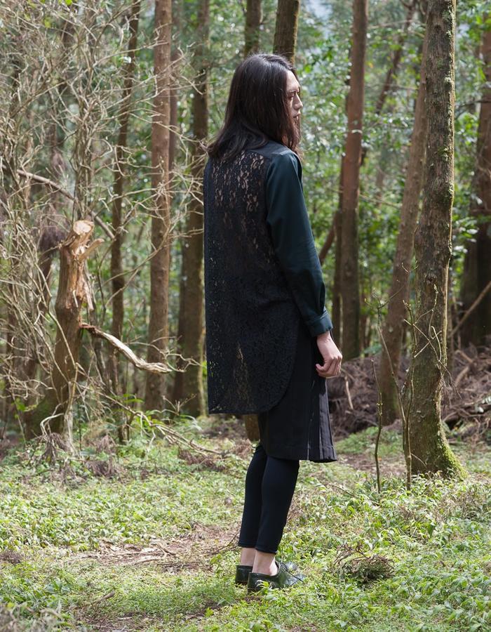 2016 ss KIZUNA Look4  Top:161T11 Skirt:161K01