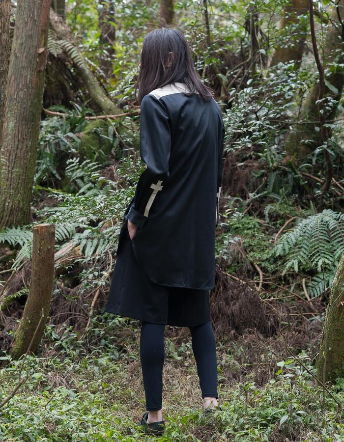 2016 ss KIZUNA Look10  Top:161T012 Pants:161P01