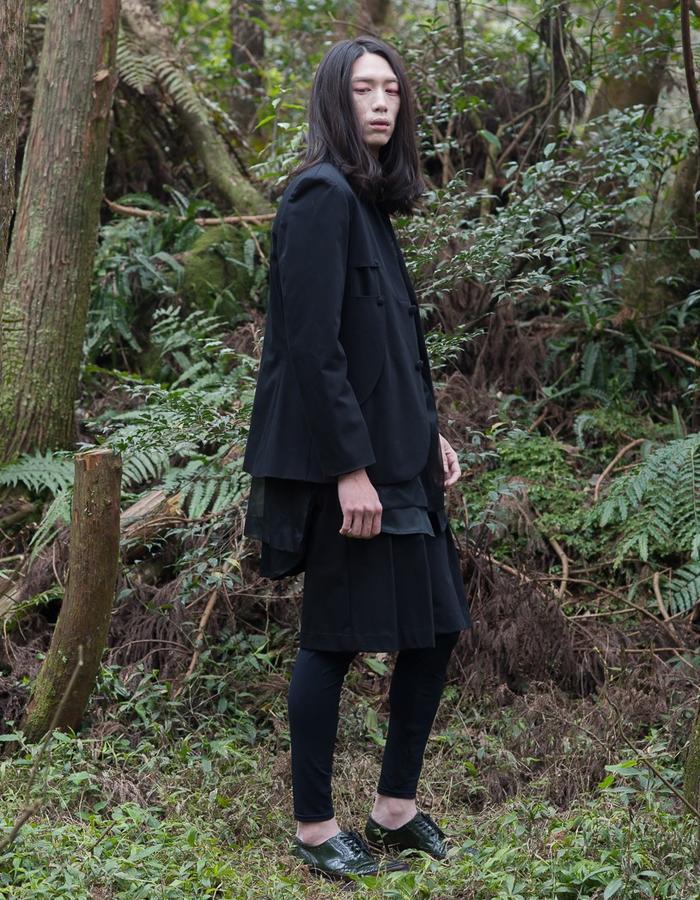 2016 ss KIZUNA Look12  Suit:161J01 Top:161T012 Top:161T06 Pants:161P01