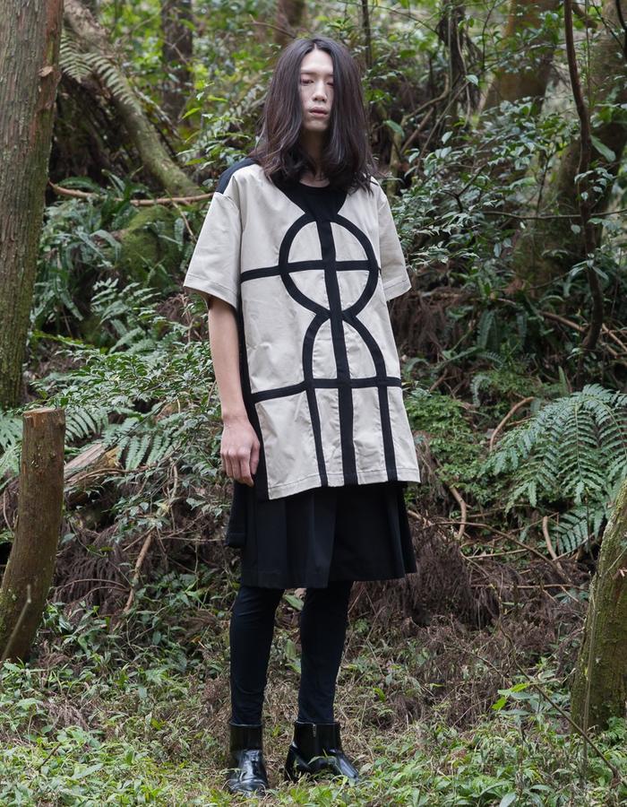 2016 ss KIZUNA Look13  Top:161T02 Pants:161P01