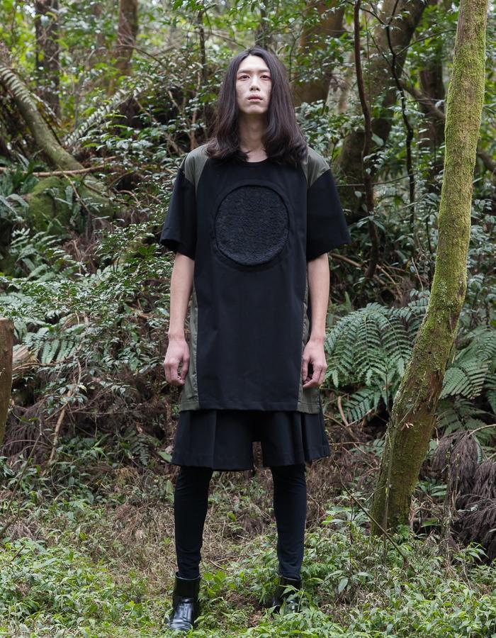 2016 ss KIZUNA Look14  Top:161T05 Pants:161P01