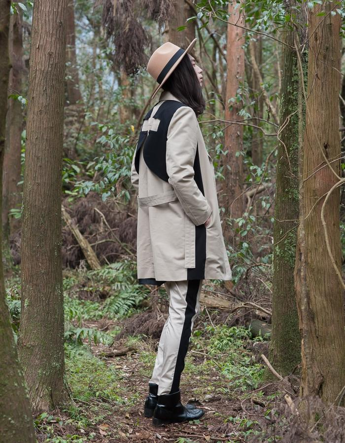 2016 ss KIZUNA Look17  Suit:161J02 Top:161T12 Pants:161P02