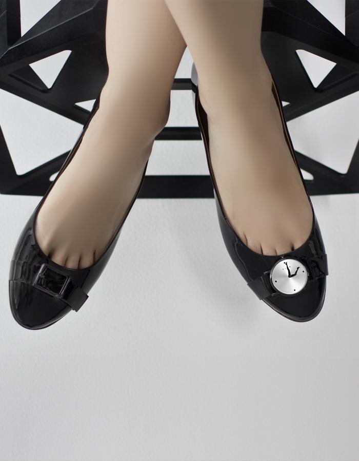 Clox / Take Your Time Collection / Black Minutes