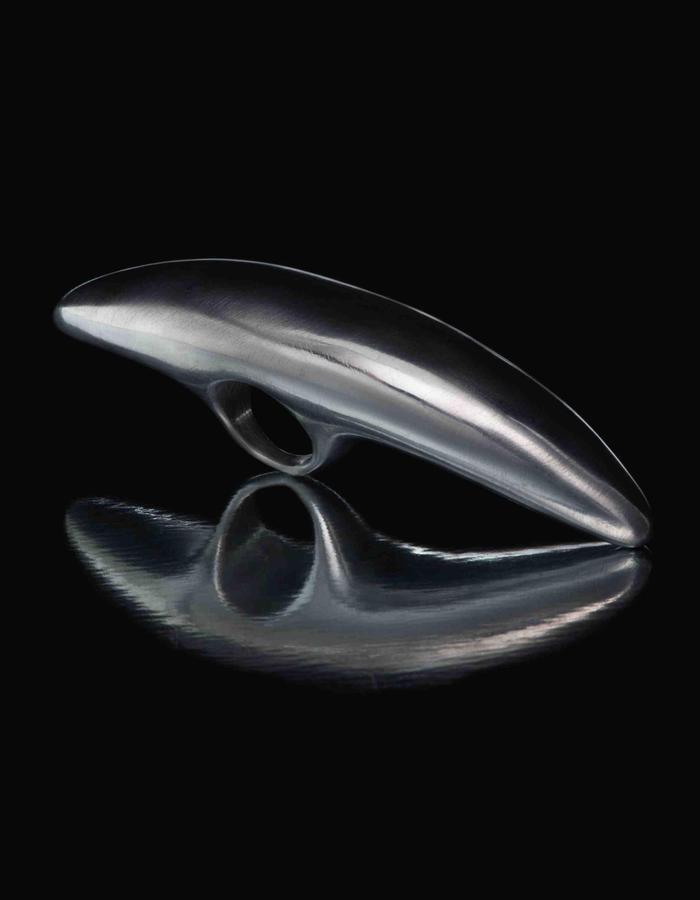 hirudo ring, aluminium