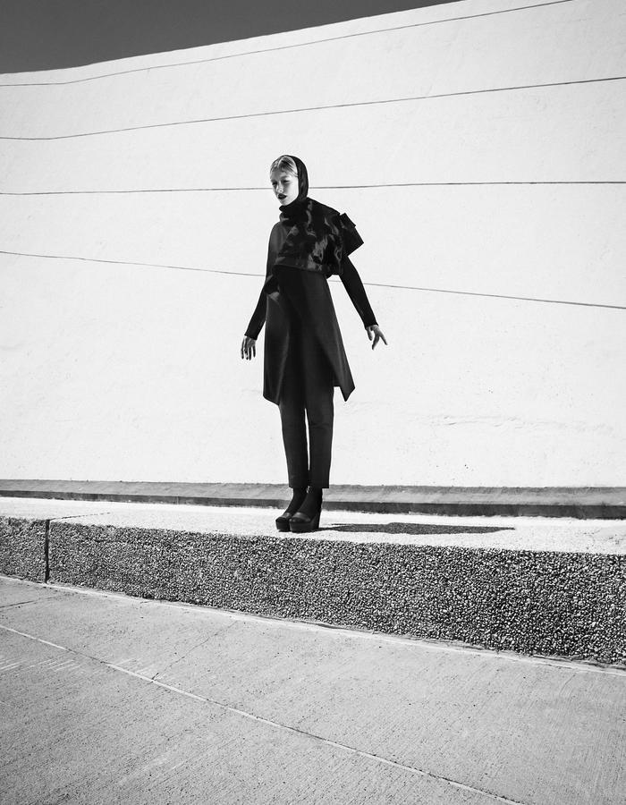 CHRISTINE CHARLEBOIS / UNIFORM