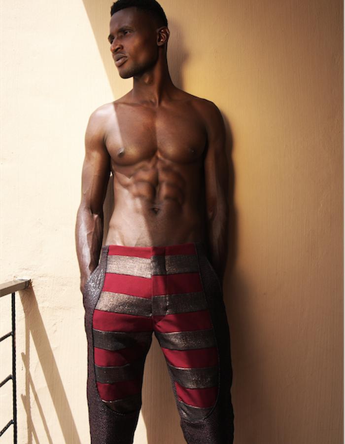 Shades of infinity, ch-som, menswear, african, nigerian, dutch, fashion