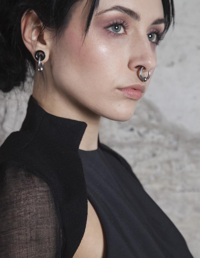 Temptress Bolero, Alchemy crop top