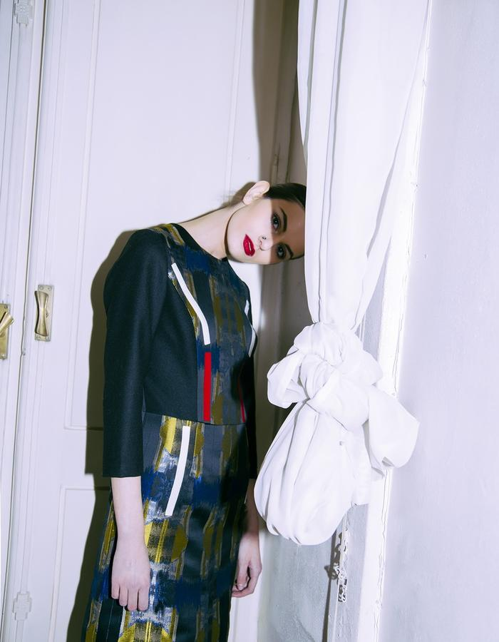 """""""A PROUSTIAN MUSE IN AN ALMODOVAR MOVIE"""" FW 16 CAMPAIGN"""