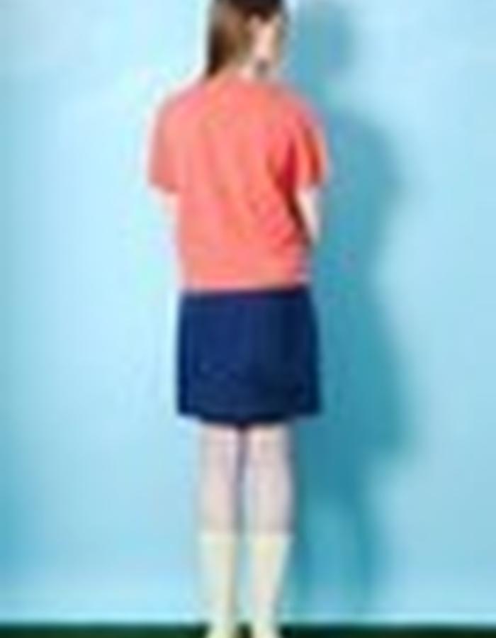 Rainbow Knit T-Shirt