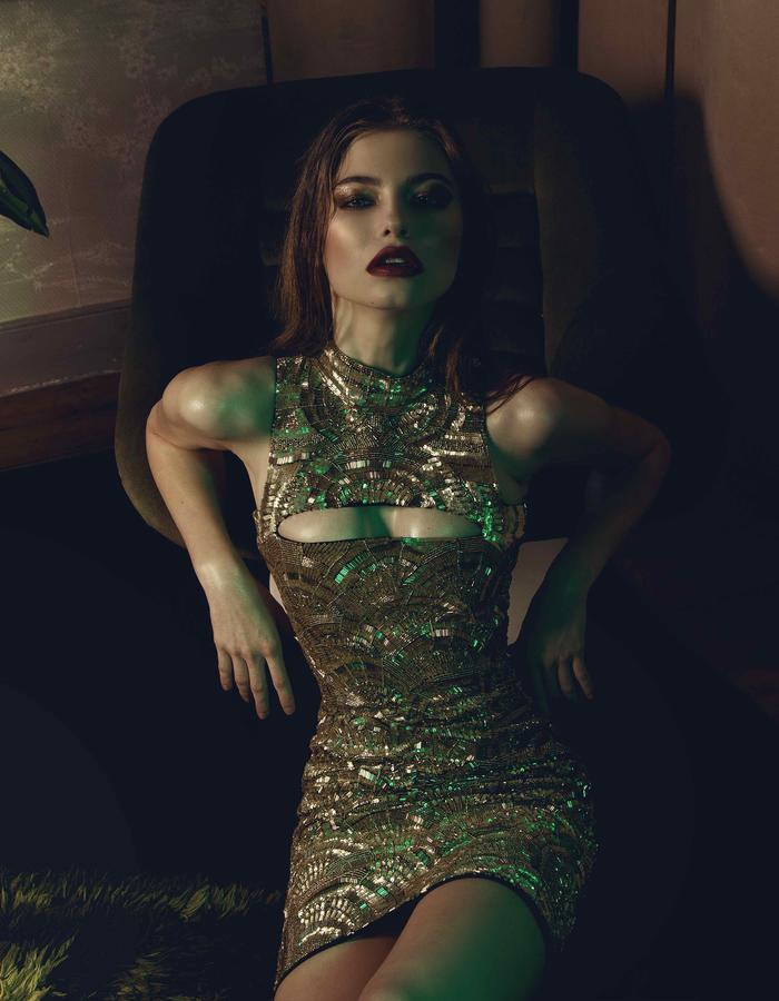 The Aloura London Madison Dress
