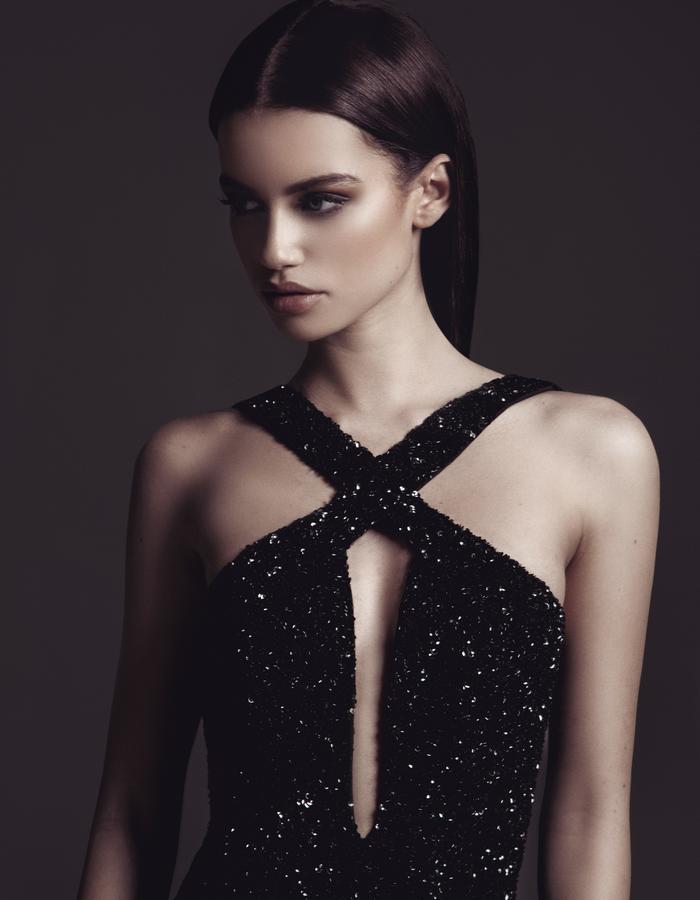 The Aloura London Estelle Dress