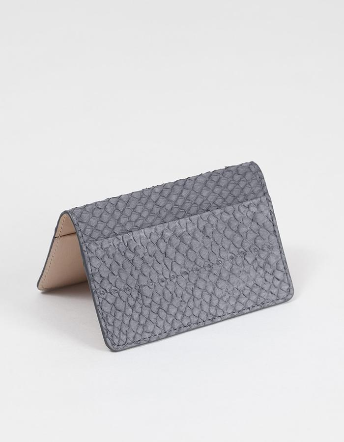 C2 - Card holder for 12 Cards - grey