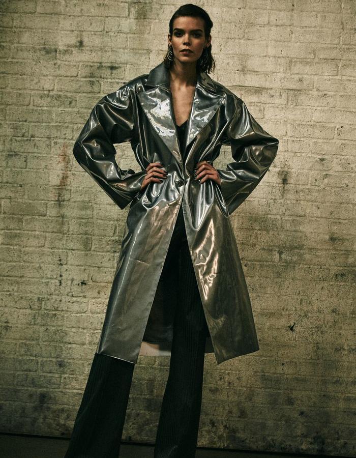 Marla Lead Coat + Dree Pant