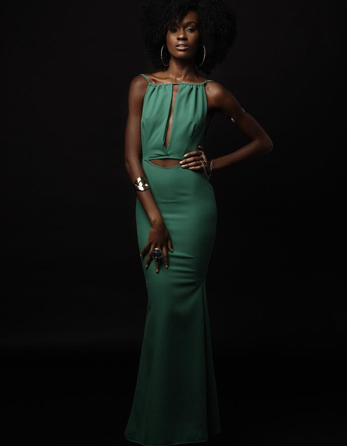 Rabari Gown