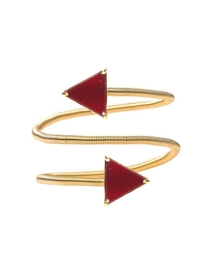 Shmali triangle bracelet
