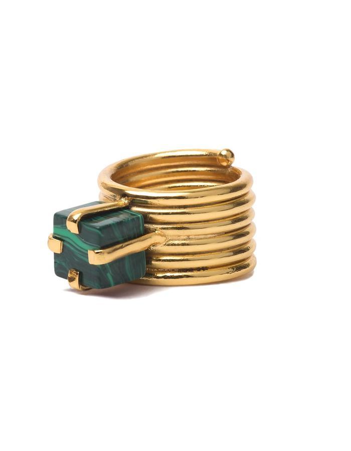 Zoe cube ring