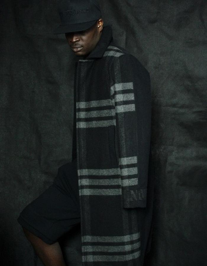 Model: Moussa | Photography/Fashion/Design: Jennifer Moica