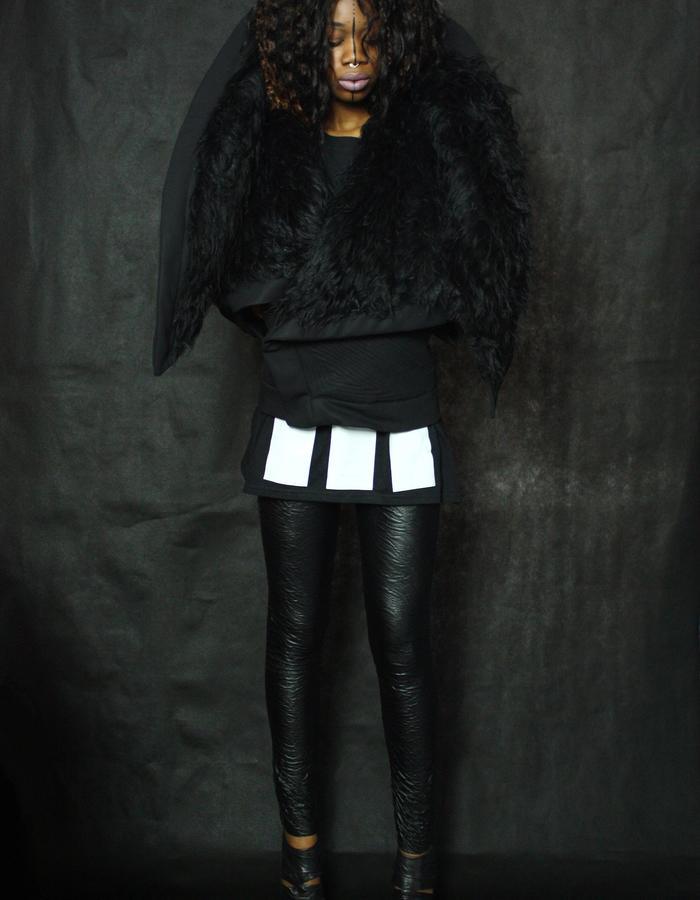 Model: Orean | Photography/Fashion/Design: Jennifer Moica