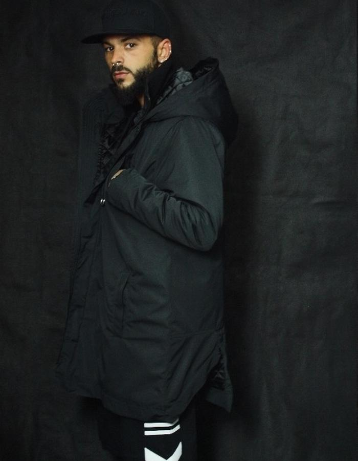 Model: Alessandro Moica | Photography/Fashion/Design: Jennifer Moica