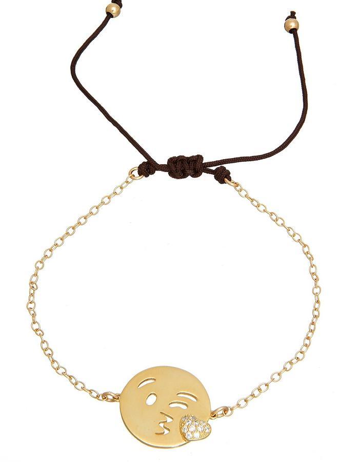 Sterling Candi Wink Bracelet