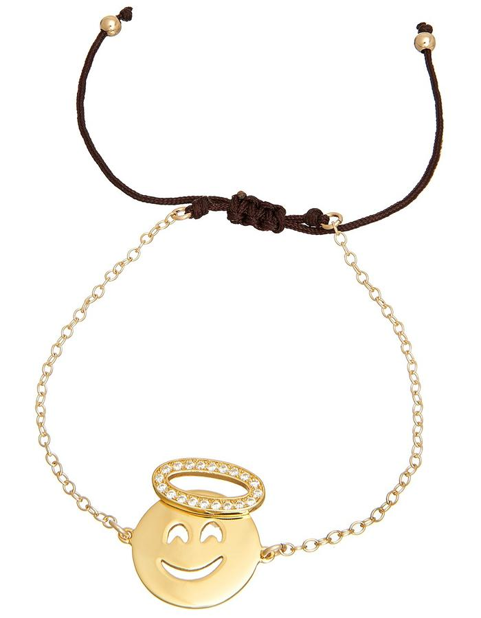 Sterling Candi Angel Bracelet