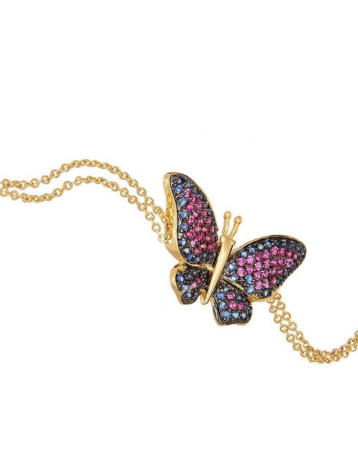 Sprinkled Butterfly Bracelet