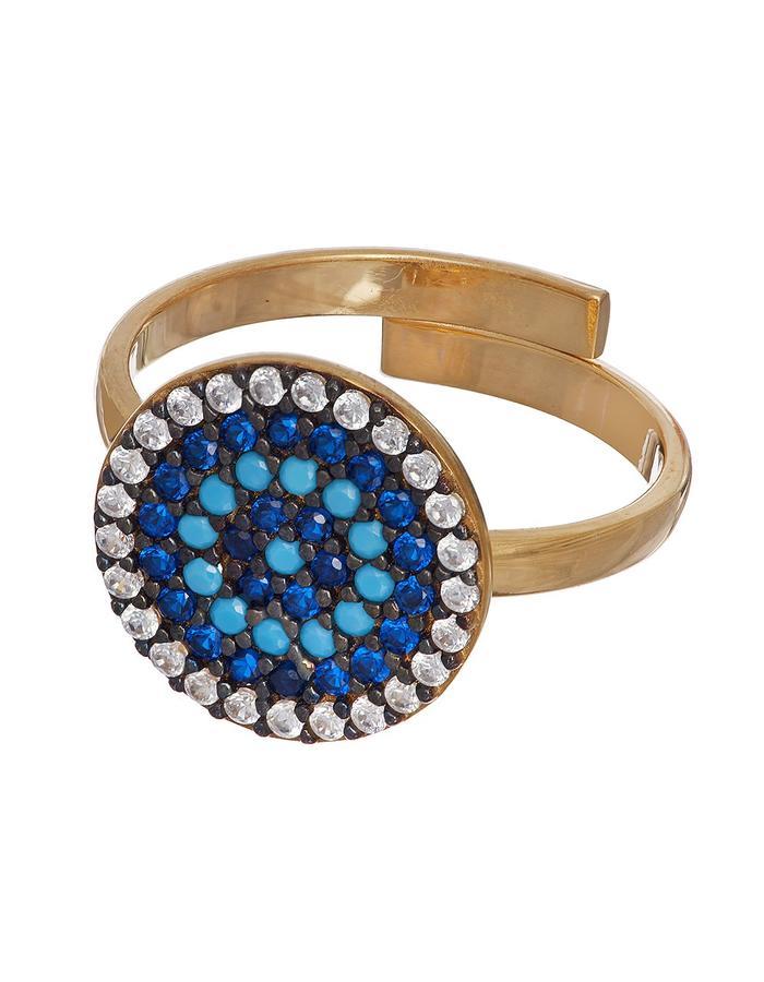 Sterling Candi Charmz Ring