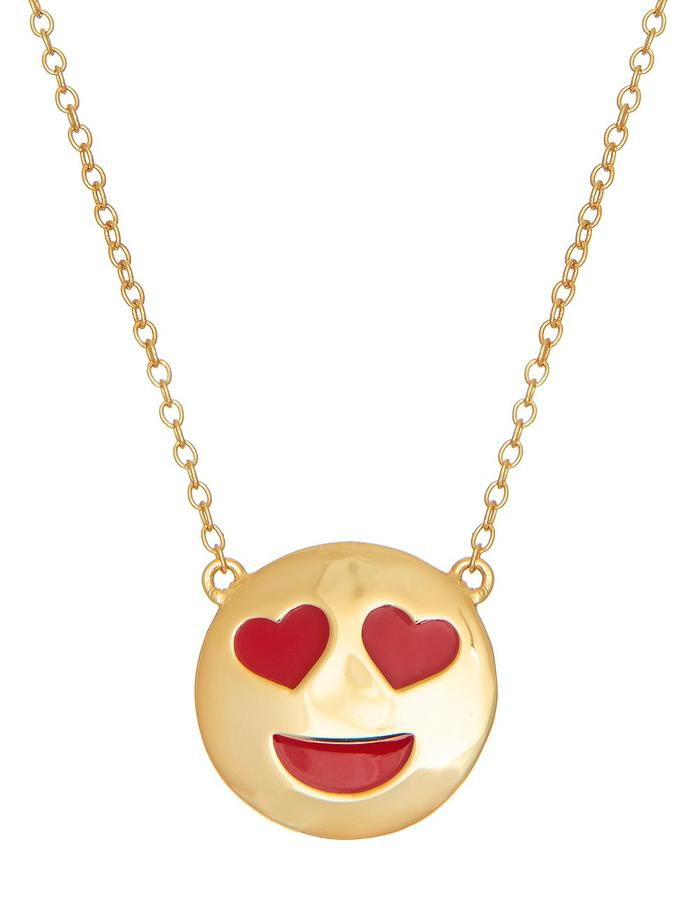 Sterling Candi Love Necklace