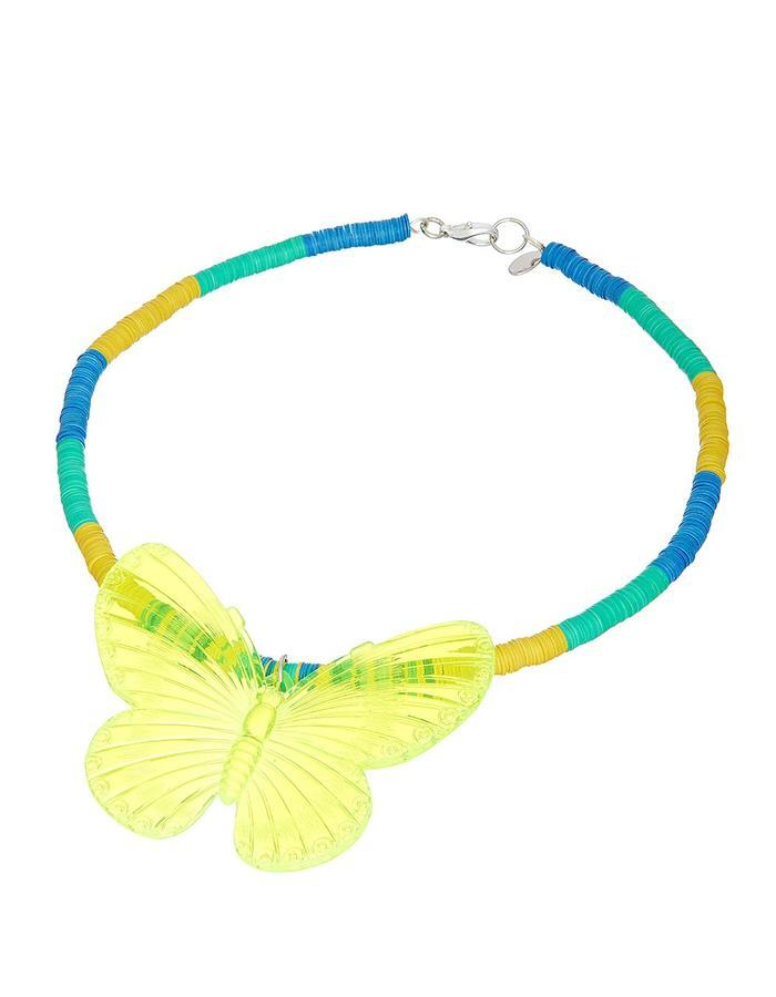 Lemon Tutti Frutti Necklace