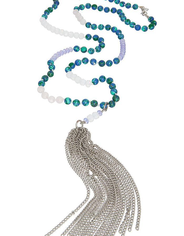Sweet Aqua Necklace