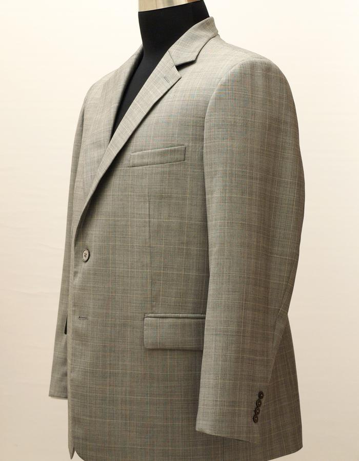 Sport jacket made of Thomas Ogilvy 130′ wool fabric with hybrid light construction in Italian style
