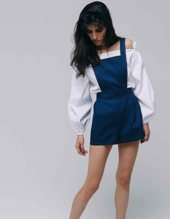 MIRO blouse and jumpsuit ss16