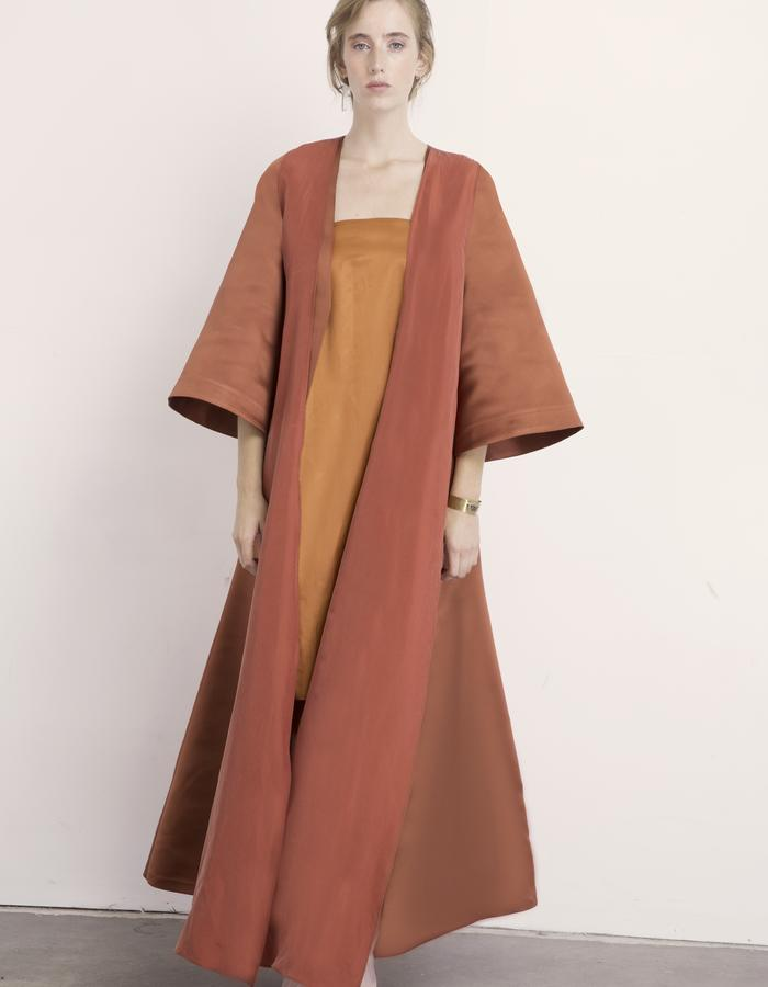 Carnelian Coat
