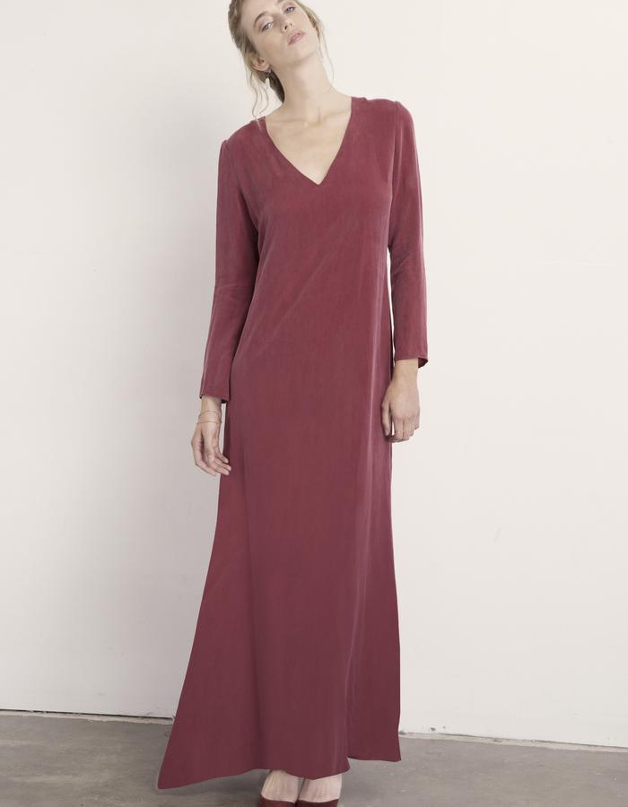 Hematite Dress