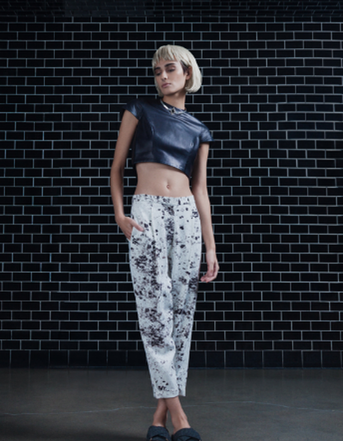 Madeline Crop Top & Jameson Pant