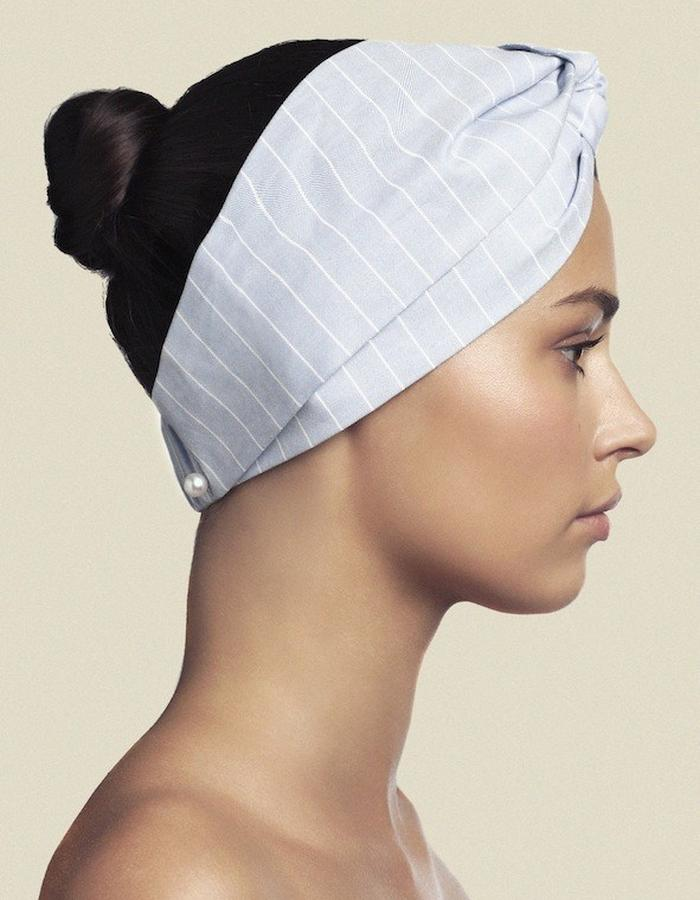 TURBAN IN COTTON