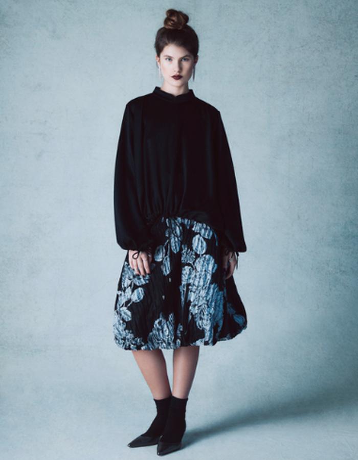 Scarlett Blouse & Clara Skirt