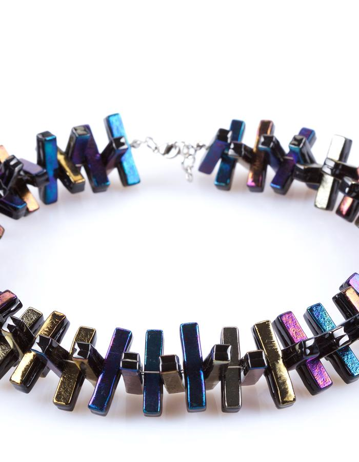 Faludi G jewellery, andromeda collection