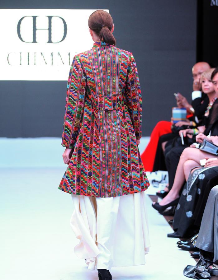 vintage textile called 'Oshom Kira' Jacket