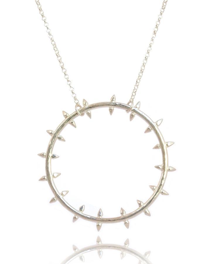 Millar Jewellery Aegishjalmur Disguise Pendant silver