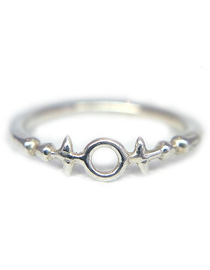 Millar Jewellery Aegishjalmur Ring silver