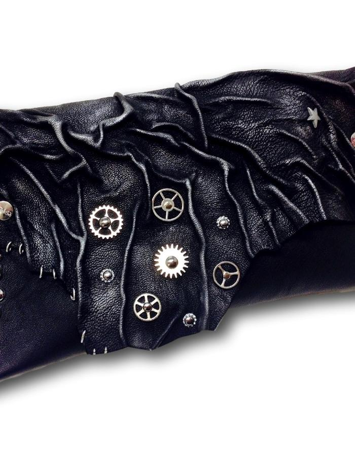 Handmade leather bag by EvilEve