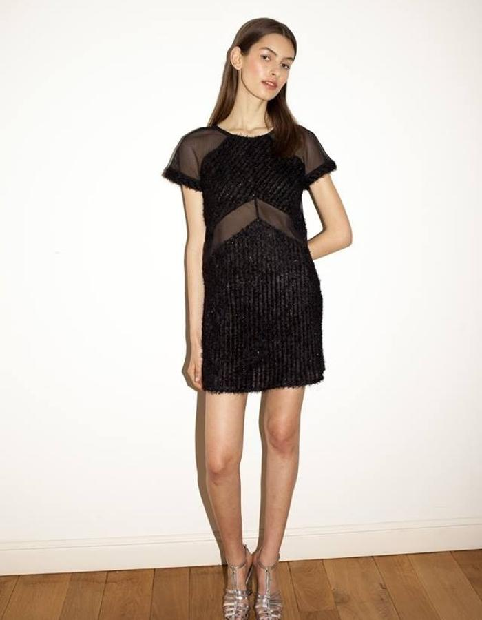 Cut off dress by keren allouche