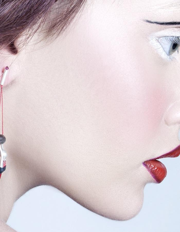 •Valeri-na• earrings