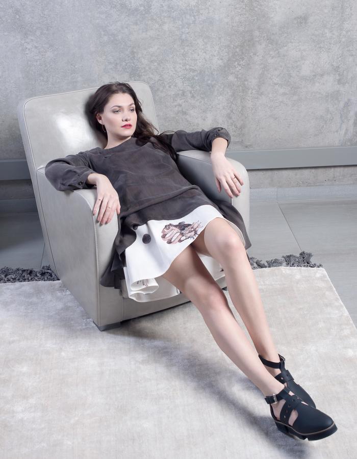 ANNA in SWING DRESS