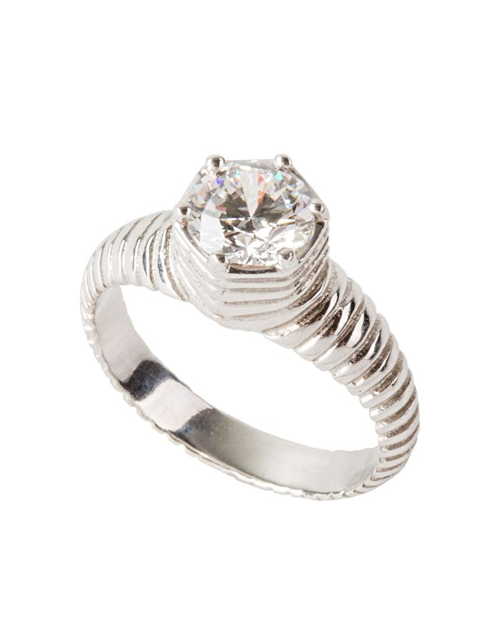 One Single Bolt Ring